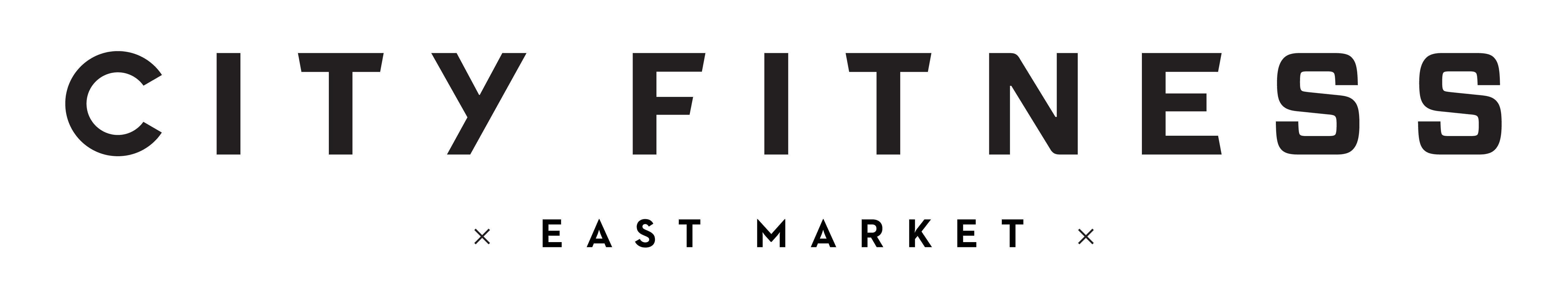 City Fitness East Market Logo